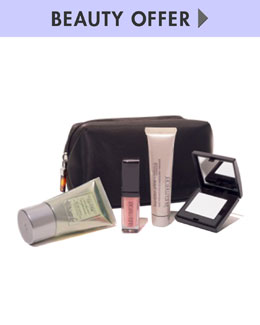 Laura Mercier Yours with any $125 Laura Mercier Purchase