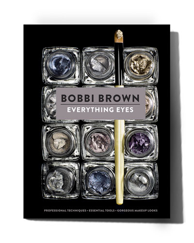 Bobbi Brown All About Eyes Book