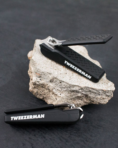 Tweezerman Precision Grip Fingernail Clippers