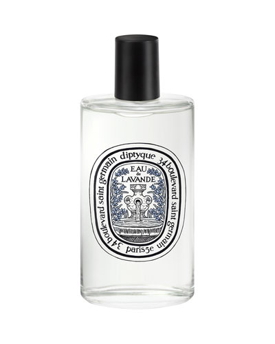 Eau de Lavande Spicy Floral Spray,  3.4 oz.