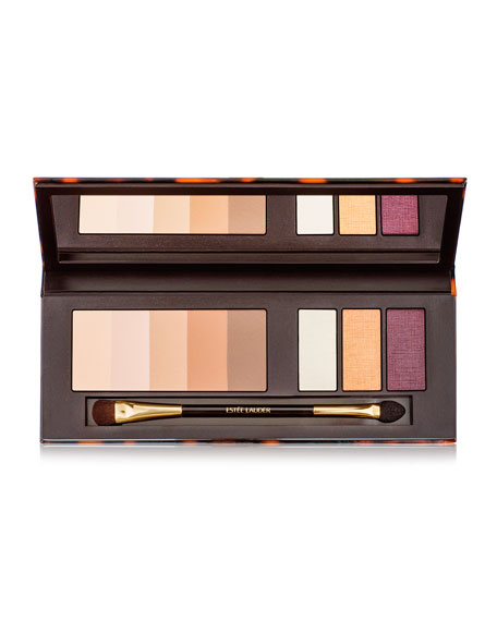 Limited Edition Pure Color Eye Shadow Palette, The Nudes
