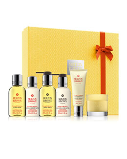 Molton Brown Orange & Bergamot Limited Edition Pamper Collection