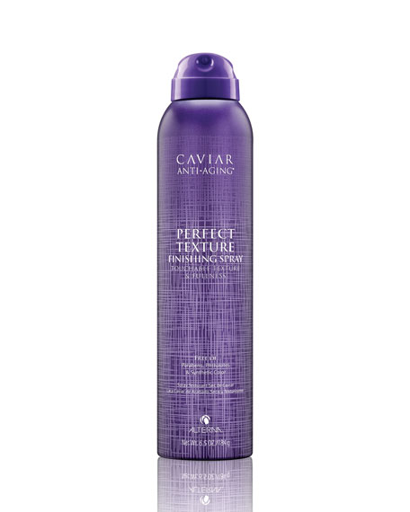 Alterna Caviar Anti-Aging Perfect Texture Finishing Spray, 6.5