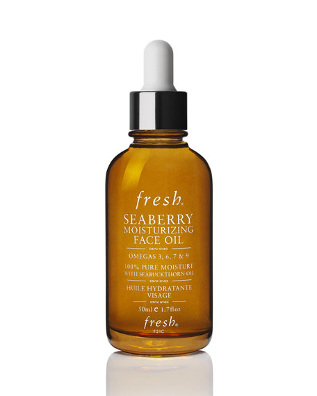 Seaberry Moisturizing Face Oil ,1.6 oz.