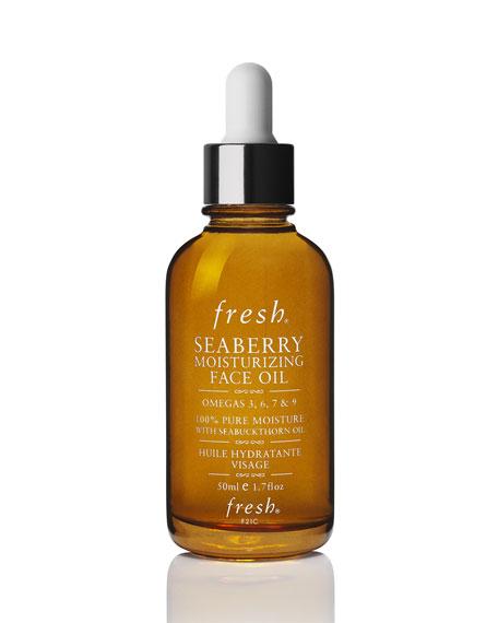 Seaberry Moisturizing Face Oil ,1.7 oz.