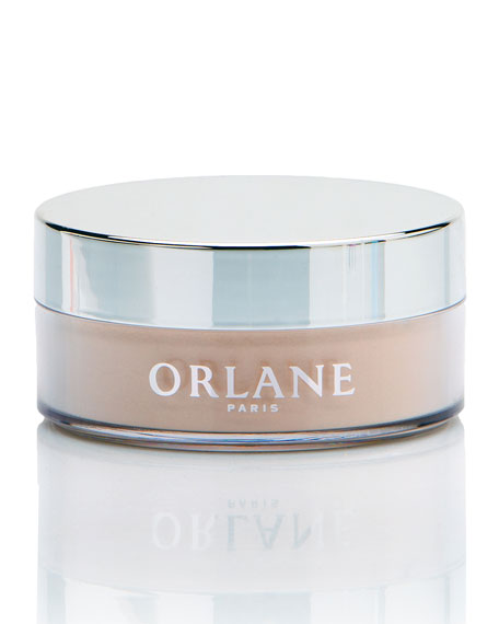 Orlane Poudre Libre, Transparent Loose Powder