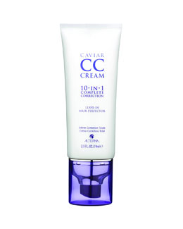 Alterna  Caviar Antiaging 10-IN-1 Complete Correction CC Cream, 2.5 oz.