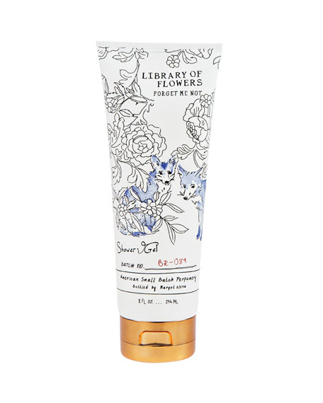 Library of Flowers Forget Me Not Shower Gel,