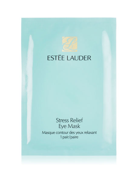 Estee Lauder Stress Relief Eye Mask, 1 ct.