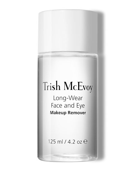 Trish McEvoy Long-Wear Face & Eye Makeup Remover,