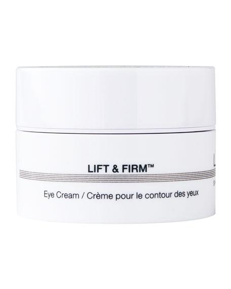 Lift Lab Lift + Firm, Eye Cream 0.5 oz FOUND PORE CARE Volcanic Ash Pore Exfoliator, 3 fl oz