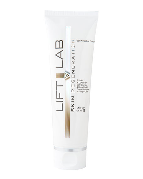LIFTLAB PURIFY + CLARIFY™ Daily Cleanser, Detox Mask