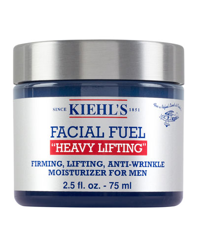 "Facial Fuel ""Heavy Lifting"" Moisturizer for Men, 2.5 oz."