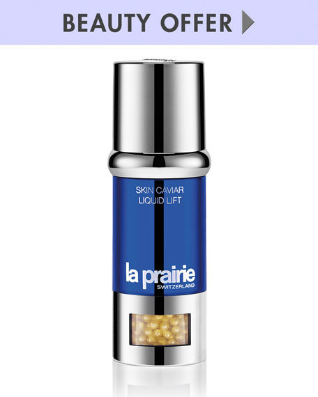 Yours with any $325 La Prairie purchase
