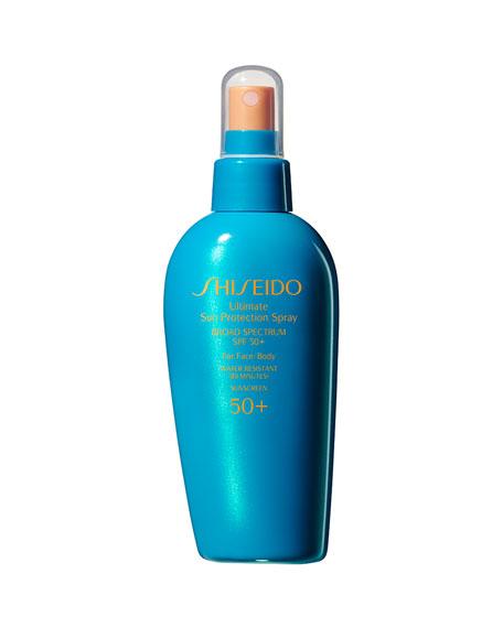 Shiseido Ultimate Sun Protection Spray SPF 50+, 5