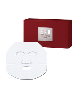 SK-II Brightening Derm-Revival Mask, 10 Sheets