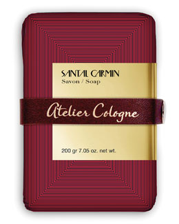 Atelier Cologne Santal Carmin Soap, 7.05 oz.