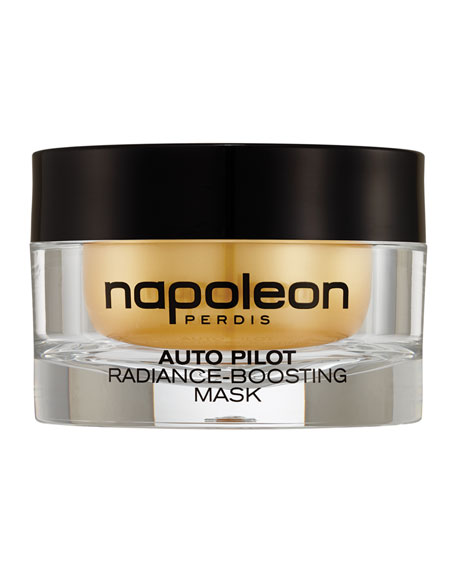 Auto Pilot Radiance-Boosting Mask, 40 mL