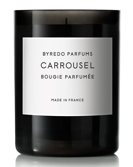 Byredo Carrousel Bougie Parfumée Scented Candle, 240g