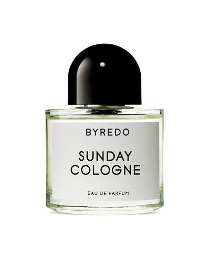 Sunday Cologne Eau de Parfum, 50 mL