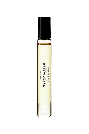 Byredo 0.25 oz. Gypsy Water L'Huile Parfum Oil Roll-On