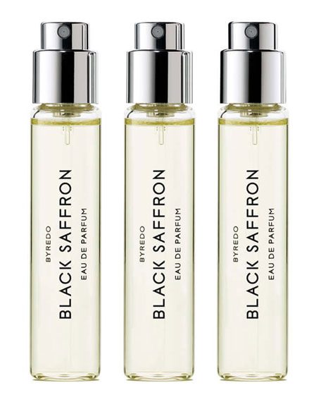 Black Saffron Eau de Parfum, 0.4 oz./ 12 mL each