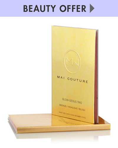 Mai Couture Yours with any $30 Mai Couture purchase