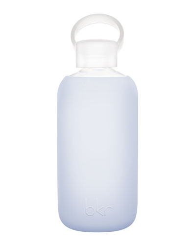 bkr Glass Water Bottle, Boy, 500 mL