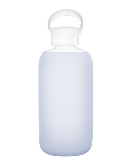 Glass Water Bottle, Boy, 500 mL