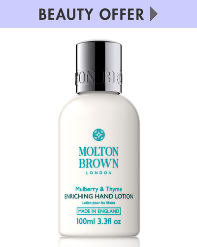 Molton Brown Yours with any $75 Molton Brown purchase