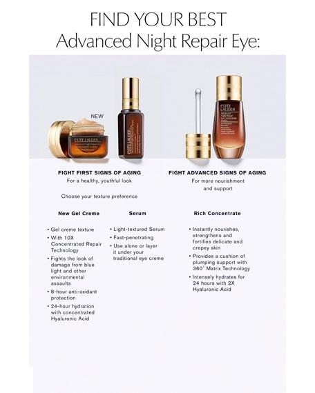 Advanced Night Repair Eye Serum Synchronized Complex II, 0.5 oz.