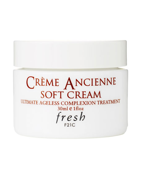 Fresh Crème Ancienne Soft Cream, 1.0 oz. and