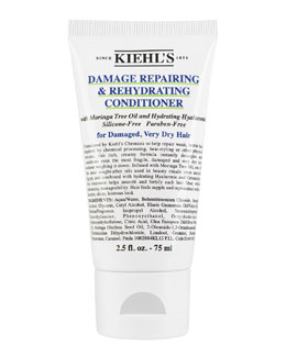 Kiehl's Since 1851 Damage Repairing & Rehydrating Conditioner for Damaged, Very Dry Hair, 2.5 fl. oz.