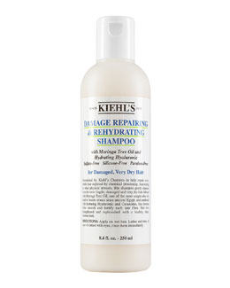 Kiehl's Since 1851 Damage Repairing & Rehydrating Shampoo for Damaged, Very Dry Hair, 8.4 fl. oz.