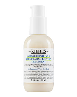 Kiehl's Since 1851 Damage Repairing & Rehydrating Leave-In Treatment, 2.5 fl. oz.