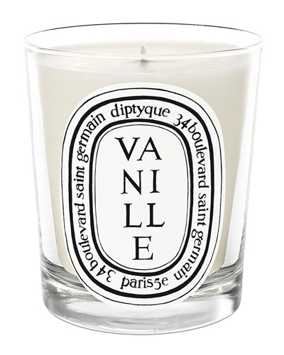 Diptyque Scented Candle Vanilla, 6.5 oz.