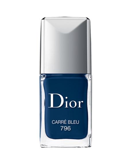 Dior beauty dior vernis nail lacquer carre bleu for Carre bleu