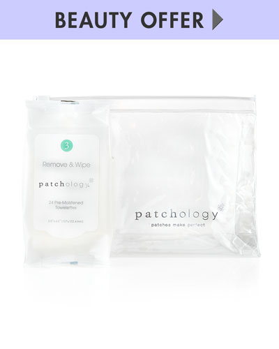 Patchology Yours with any $75 Patchology purchase