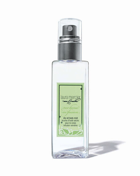 Laura Mercier Verbena Infusion Dry Oil Body Mist,
