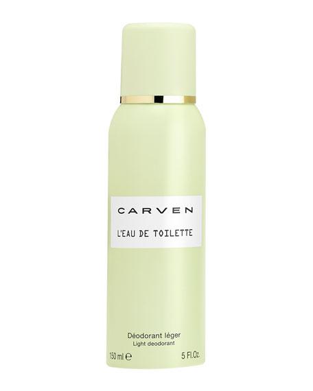 Carven L'Eau de Toilette Deodorant, 150 mL