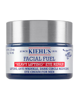 "Kiehl's Since 1851 Facial Fuel ""Heavy Lifting"" Eye Repair Cream For Men, 0.5 oz."