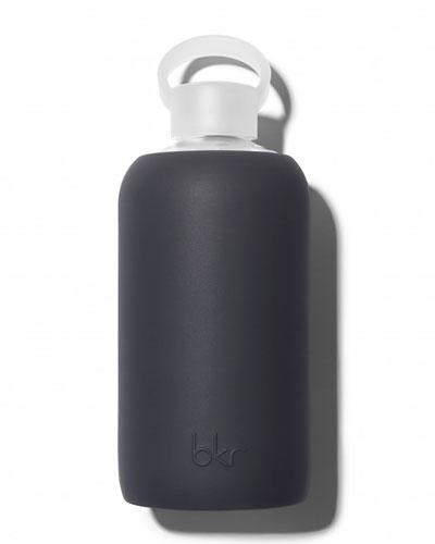 Glass Water Bottle, Moto, 1L