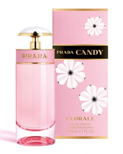 Candy Florale Eau de Toilette, 2.7 oz.