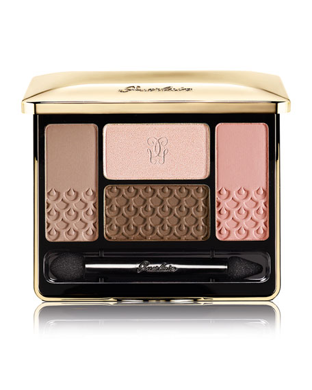 Guerlain Four Shade Eyeshadow Palette, No. 15 Les
