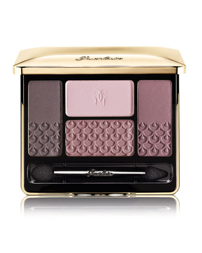 Four Shade Eyeshadow Palette, No. 17 Les Violines