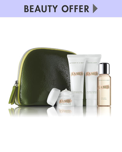 La Mer Yours with any $400 La Mer purchase