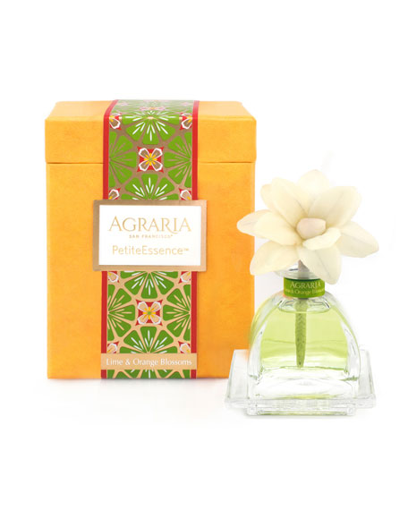 Agraria Lime & Orange Blossoms PetitEssence Diffuser, 1.7