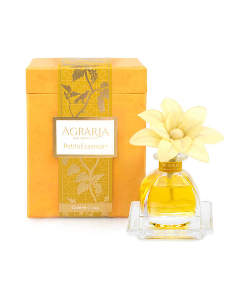 Agraria Golden Cassis PetitEssence Diffusers, 1.7 oz./ 50