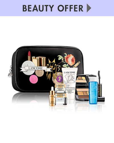 Lancome Yours with any $100 Lancôme purchase