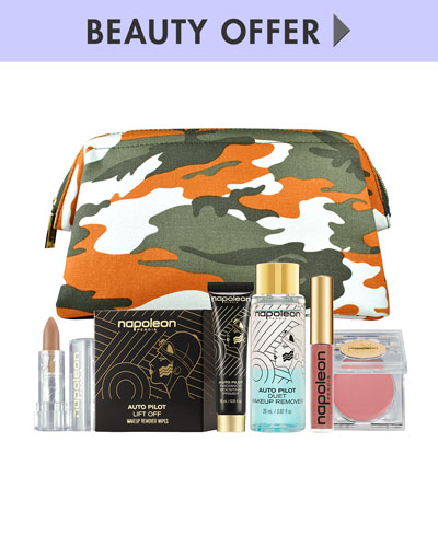 Napoleon Perdis Yours with any $150 Napoleon Perdis purchase